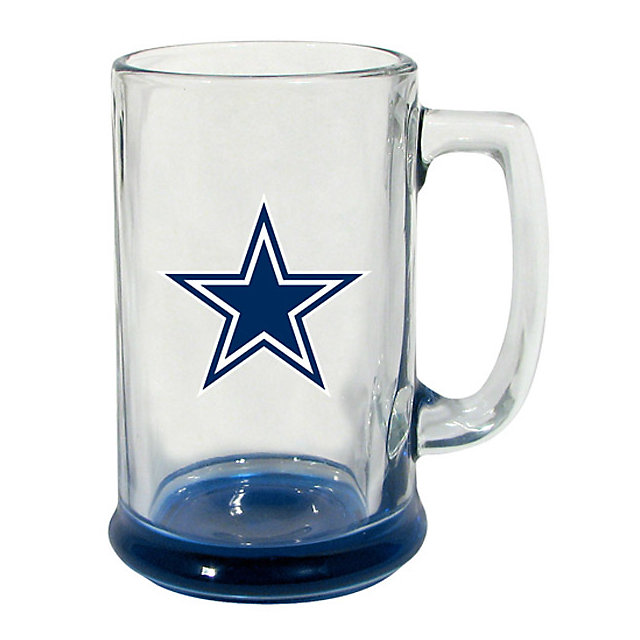 Dallas Cowboys Highlight Sport Glass