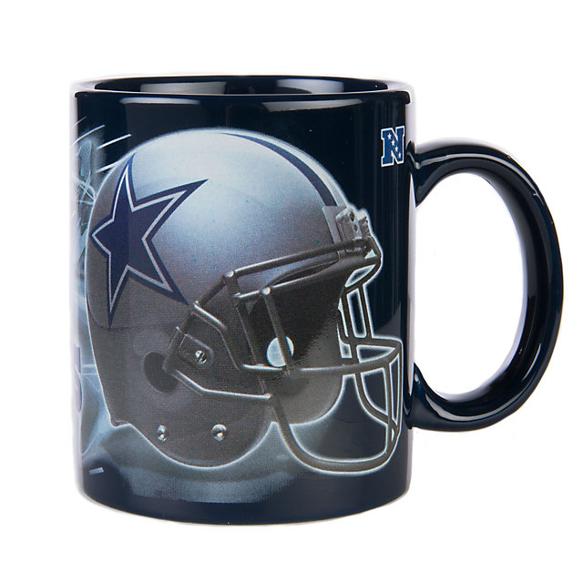 Dallas Cowboys Sublimated Mug 11 oz.