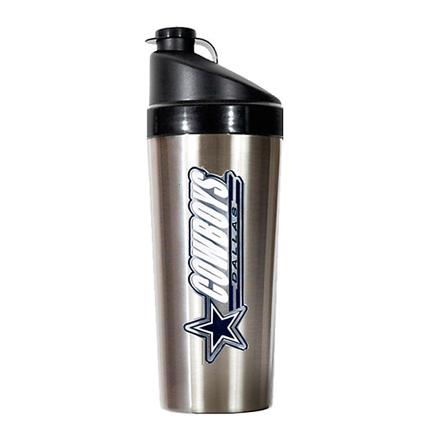 Dallas Cowboys Protein Shaker Tumbler 20 Ounce