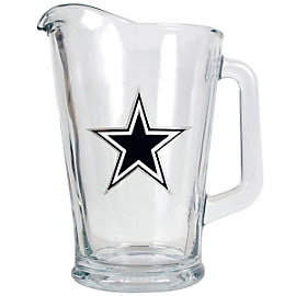 Dallas Cowboys Half Gallon Pitcher