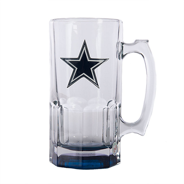 Dallas Cowboys Blue Bottom Macho Mug