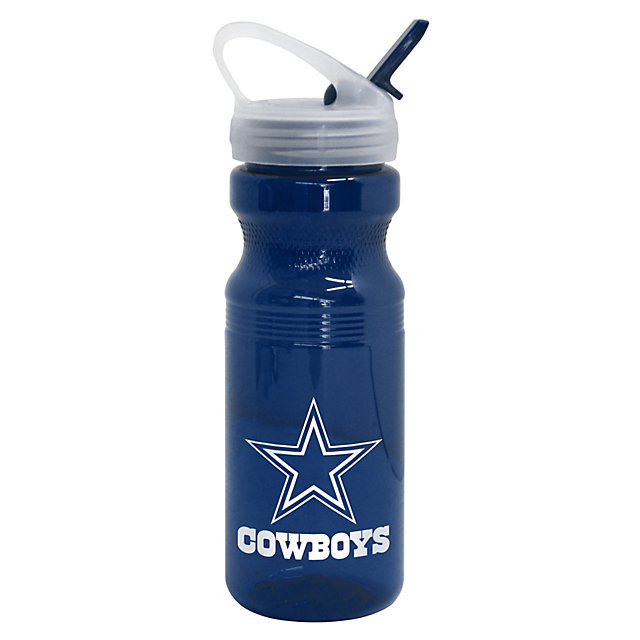 Dallas Cowboys 24 oz. Squeeze Water Bottle