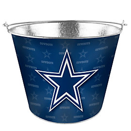 Dallas Cowboys Full Wrap Bucket