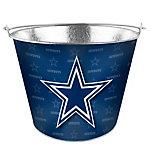 Dallas Cowboys Full Wrap Bucket