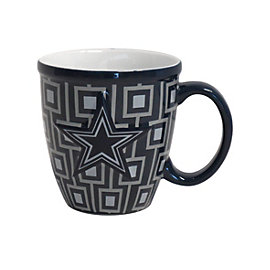 Dallas Cowboys Sculpted Mega Mug