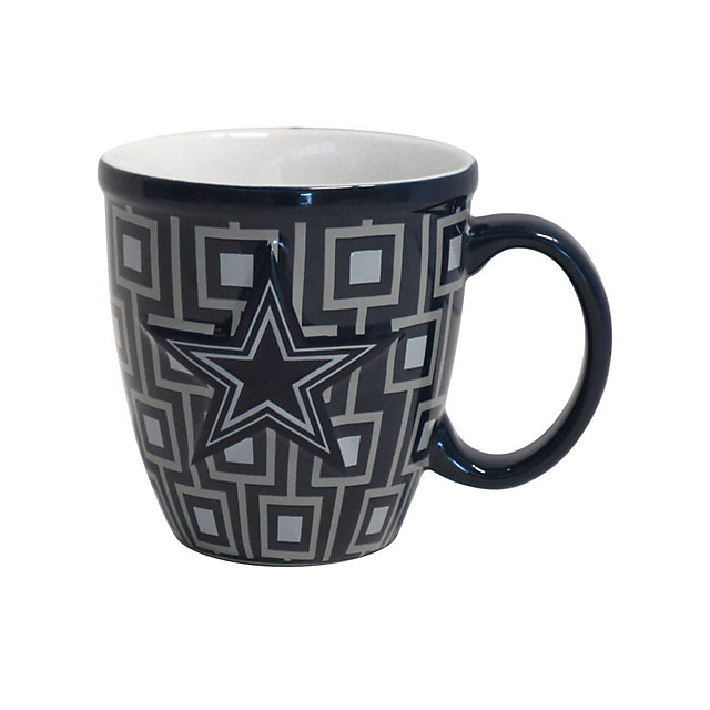 Dallas Cowboys Sculpted Mega Mug