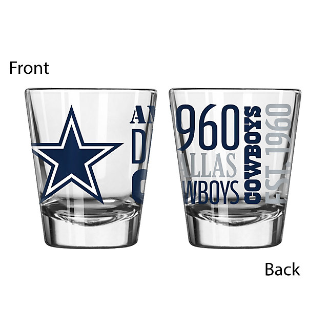 Dallas Cowboys Spirit Shot