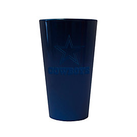 Dallas Cowboys Glitter Ice Pint