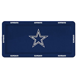 Dallas Cowboys Rectangular Gametime Platter