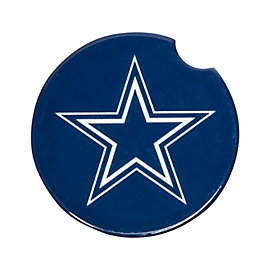 Dallas Cowboys Navy Star Coaster