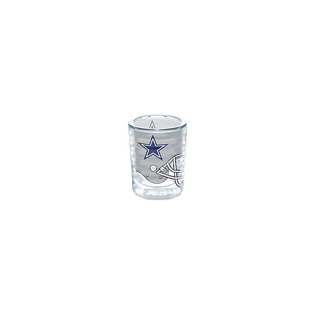 Dallas Cowboys Tervis 2.5 oz Souvenir Shot Glass