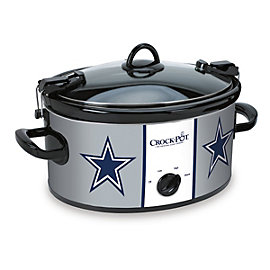 Dallas Cowboys Cowboys Stripe Crock Pot