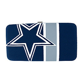 Dallas Cowboys Blue Shell Mesh Wallet