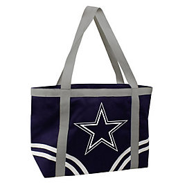 Dallas Cowboys Canvas Tailgate Tote