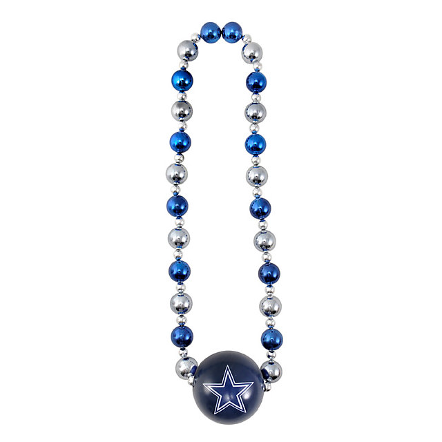 Dallas Cowboys Big Beads Necklace