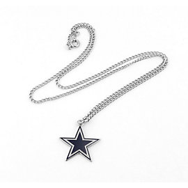 Dallas Cowboys Star Necklace
