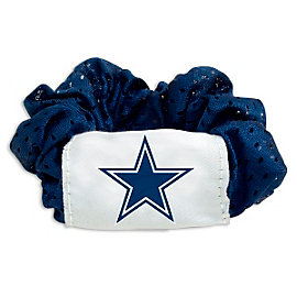 Dallas Cowboys Hair Twist Scrunchie