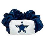 Dallas Cowboys Hair Twist Scrunchie