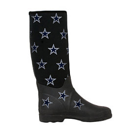 Dallas Cowboys Rain Boots