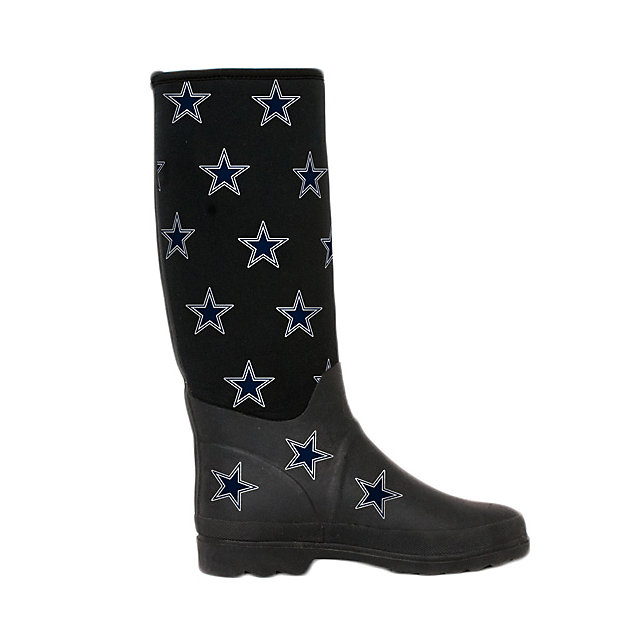 Dallas Cowboys Cuce Rain Boots