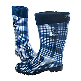 Dallas Cowboys Rainboots