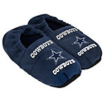 Dallas Cowboys Hot Footsies Microwavable Slippers