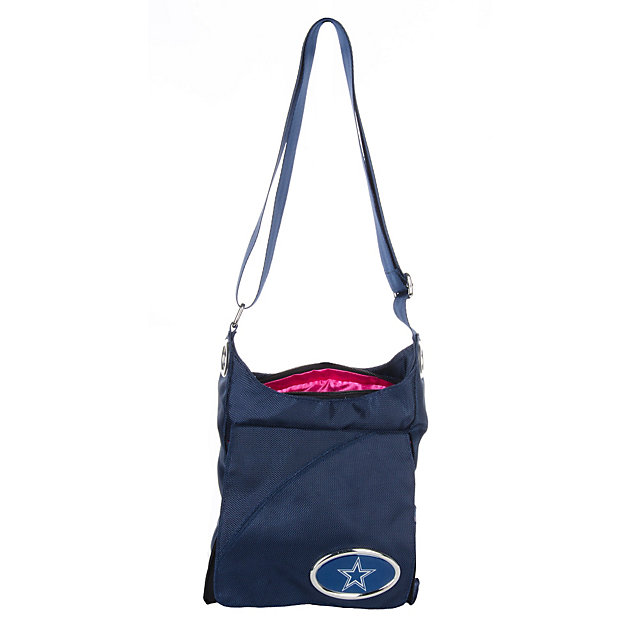 Dallas Cowboys Grommet Cross Body Purse