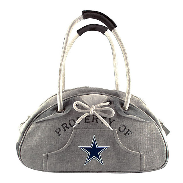 Dallas Cowboys Hoodie Bowler Purse