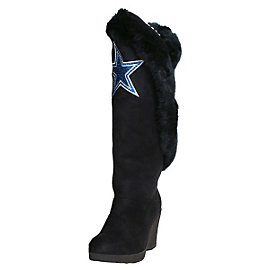 Dallas Cowboys Cuce The Cheerleader Boot