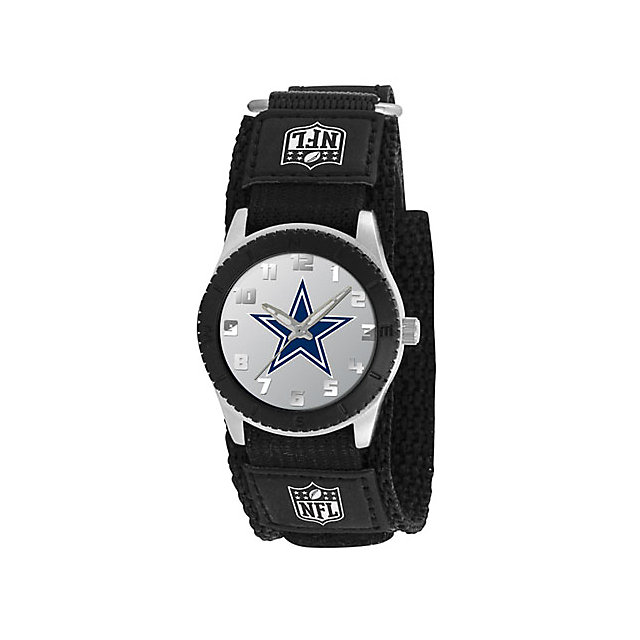 Dallas Cowboys Rookie Velcro Youth Watch