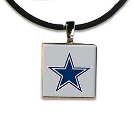 Dallas Cowboys Lifetiles Necklace