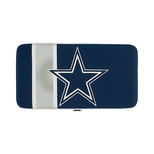 Dallas Cowboys Stripe Shell Wallet