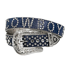 Dallas Cowboys Call Out Rhinestone Belt