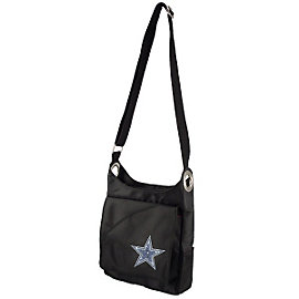 Dallas Cowboys Bling Color Sheen Cross Body Purse