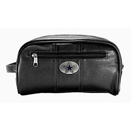 Dallas Cowboys Black Dopp Kit
