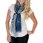 Dallas Cowboys Gradient Scarf
