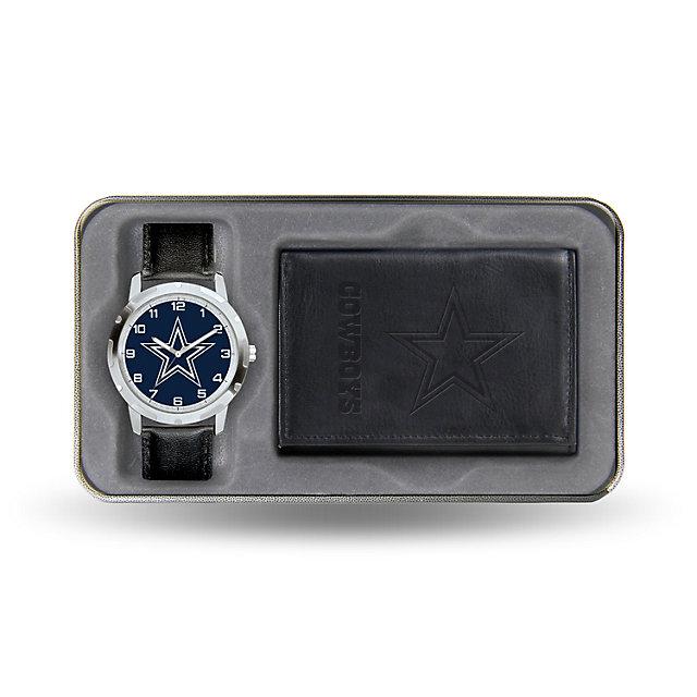 Dallas Cowboys Watch and Wallet Gift Set