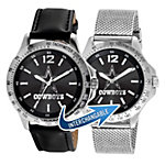 Dallas Cowboys Mens Cage Watch