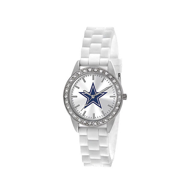 Dallas Cowboys Womens Frost Watch