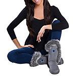 Dallas Cowboys Cuce The Fanatic 2 Fur Boot