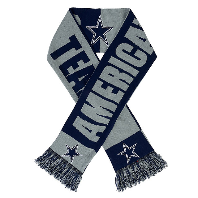 Dallas Cowboys Americas Team Scarf