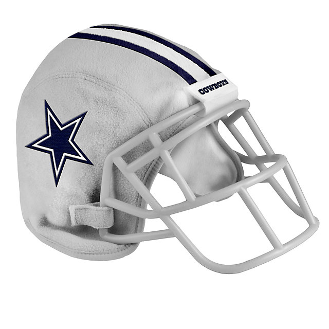 Dallas Cowboys Plush Helmet Hat