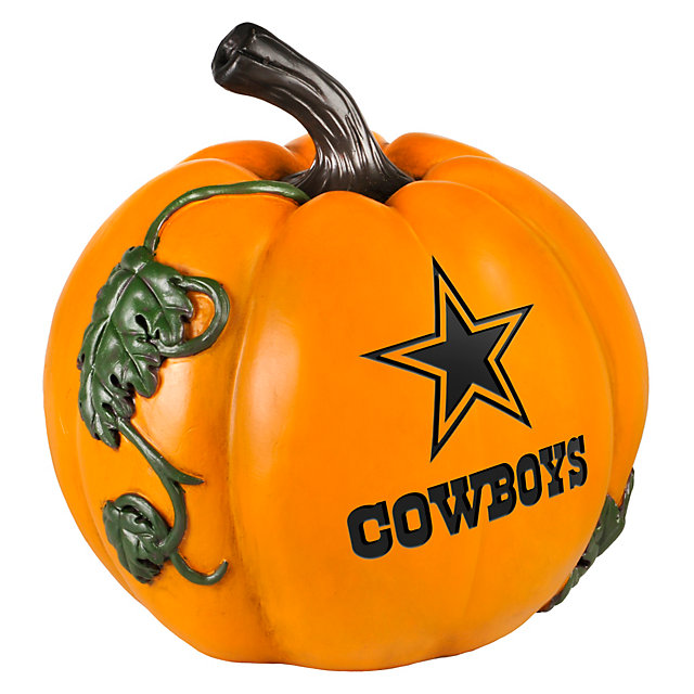 Dallas Cowboys 6-Inch Team Pumpkin