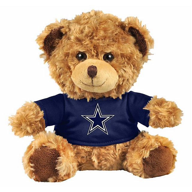 Dallas Cowboys 7.5 Inch T-Shirt Bear