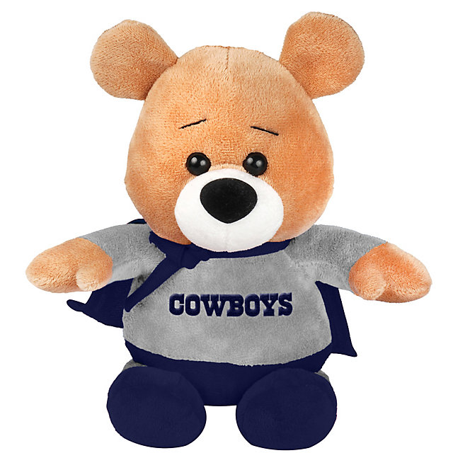 Dallas Cowboys Superhero Bear