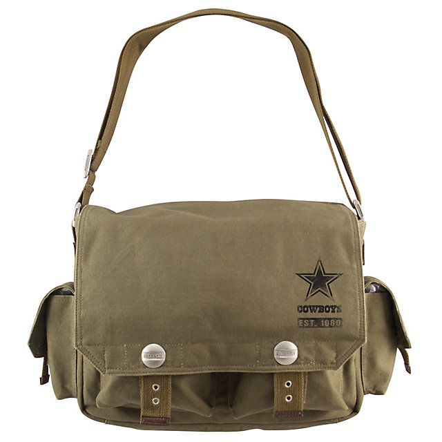 Dallas Cowboys Prospect Messenger Bag