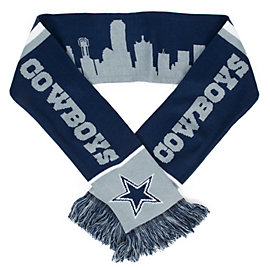 Dallas Cowboys Skyline Scarf