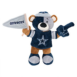 Dallas Cowboys Fan Bear