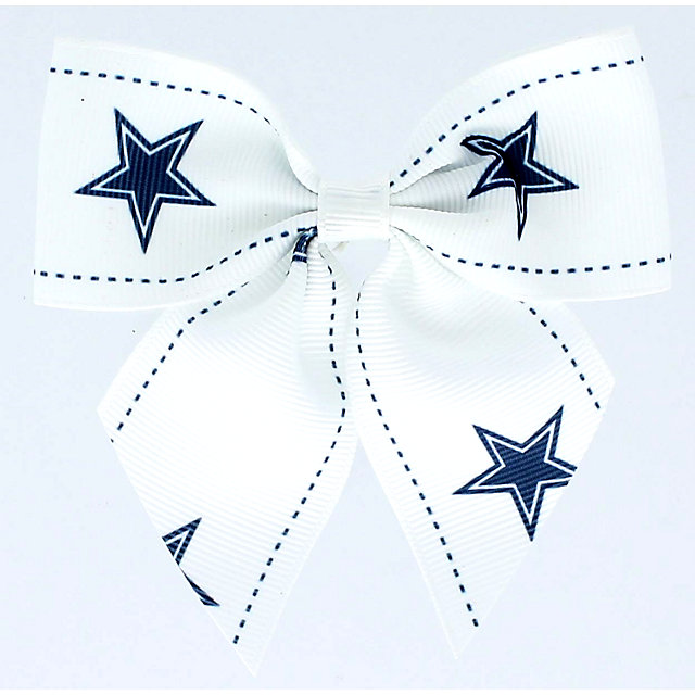 Dallas Cowboys Hair Bow Clip
