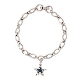 Dallas Cowboys Starter Charm Bracelet